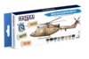 HTK- BS87 British AAC Helicopters Paint set