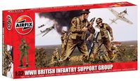 British IIWW Infantry Support Set