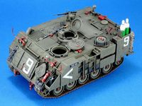 IDF CHATA P Late Con set (for 1/35 M113A2/A3) Incl Decal - Image 1