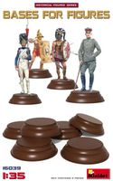 Bases for Figures (6 pcs) - Image 1