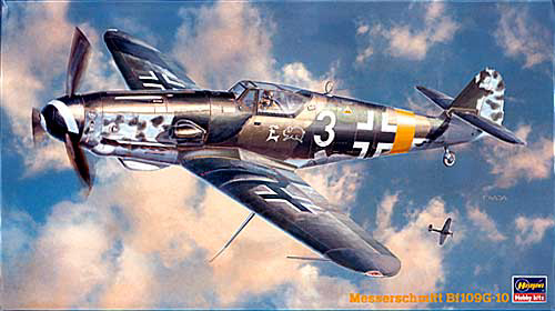 48016 S.B.S Models 1:48 Messerschmitt Bf-109G-10 cockpit set for Hasegawa kit