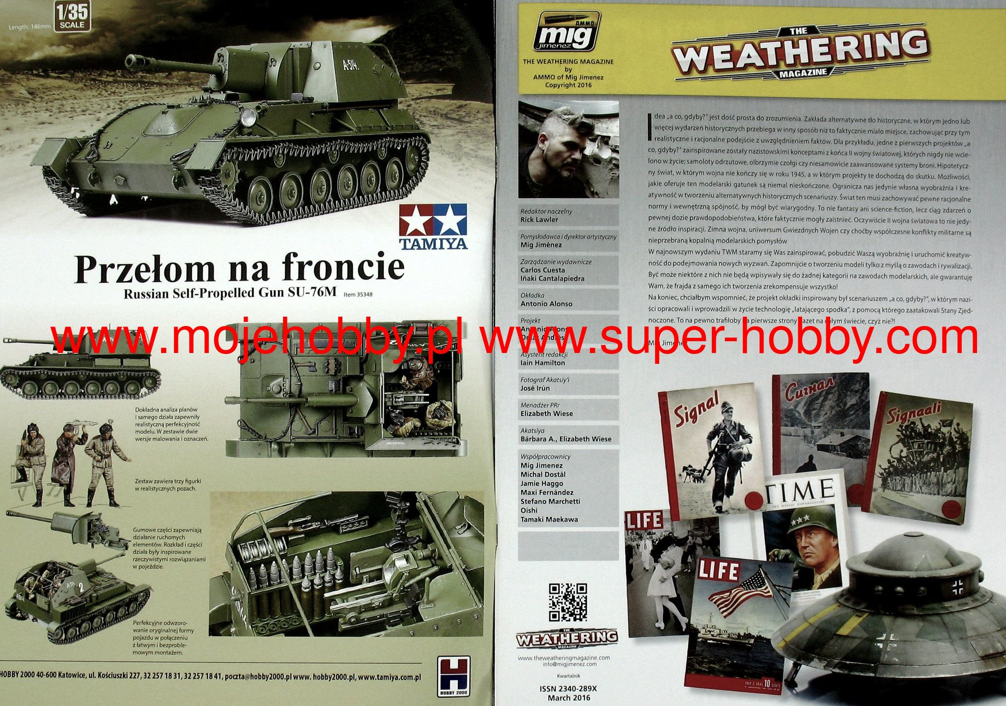 Weathering Magazine 15 What If INGLESE Ammo Mig Ammo of Mig 8432074045144