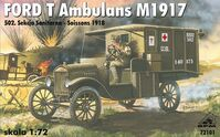 Ford T Ambulance - Image 1