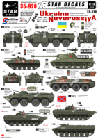 Ukraine and Novorussiya # 3. BMP-2, JS-3, BMD-1 etc... - Image 1