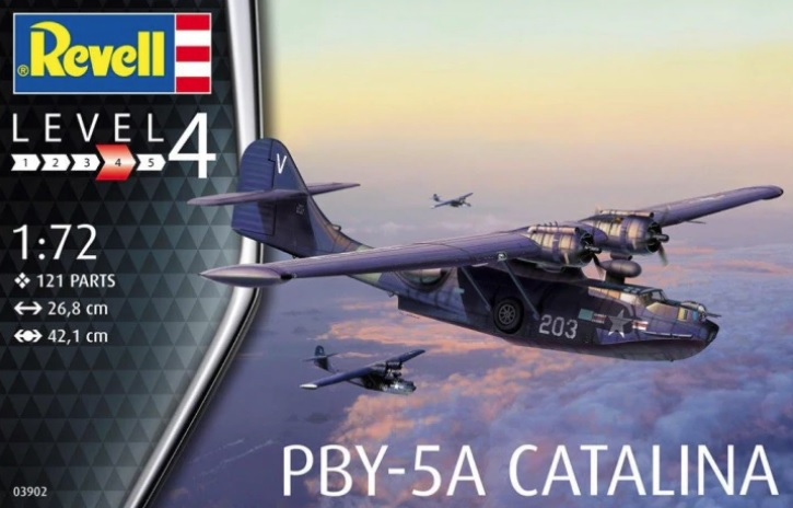 Pby 5a Catalina Revell 03902