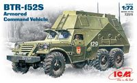 BTR - 152 S  Soviet armored command vehicle - Image 1