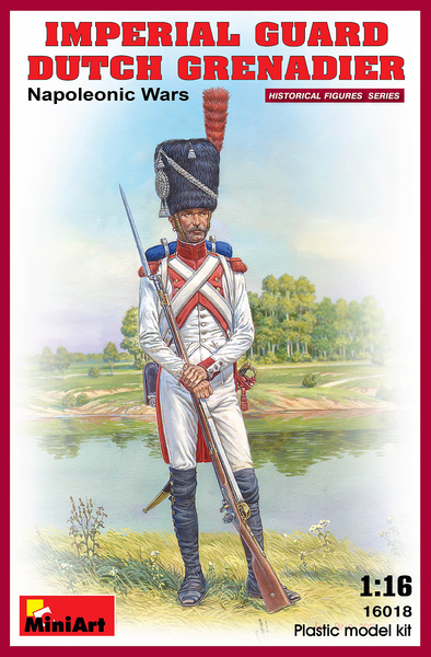 Guard Dutch Grenadier (Napoleonic Wars) - Image 1