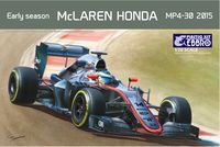 McLaren Honda MP4-30 2015 Early Season