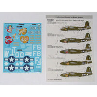 Douglas A-20 Boston Pin-Up Nose Art (Part II) - Image 1