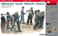 German Tank Repair Crew Special Edition