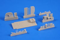 Avro Lancaster Mk.I/III - Interior set 1/72 for Airfix kit - Image 1