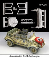 Accessories for Kubelwagen - Image 1