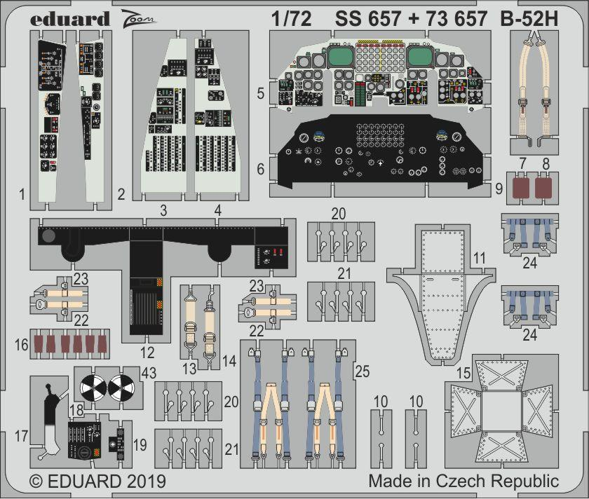 B-52H interior  MODELCOLLECT - Image 1