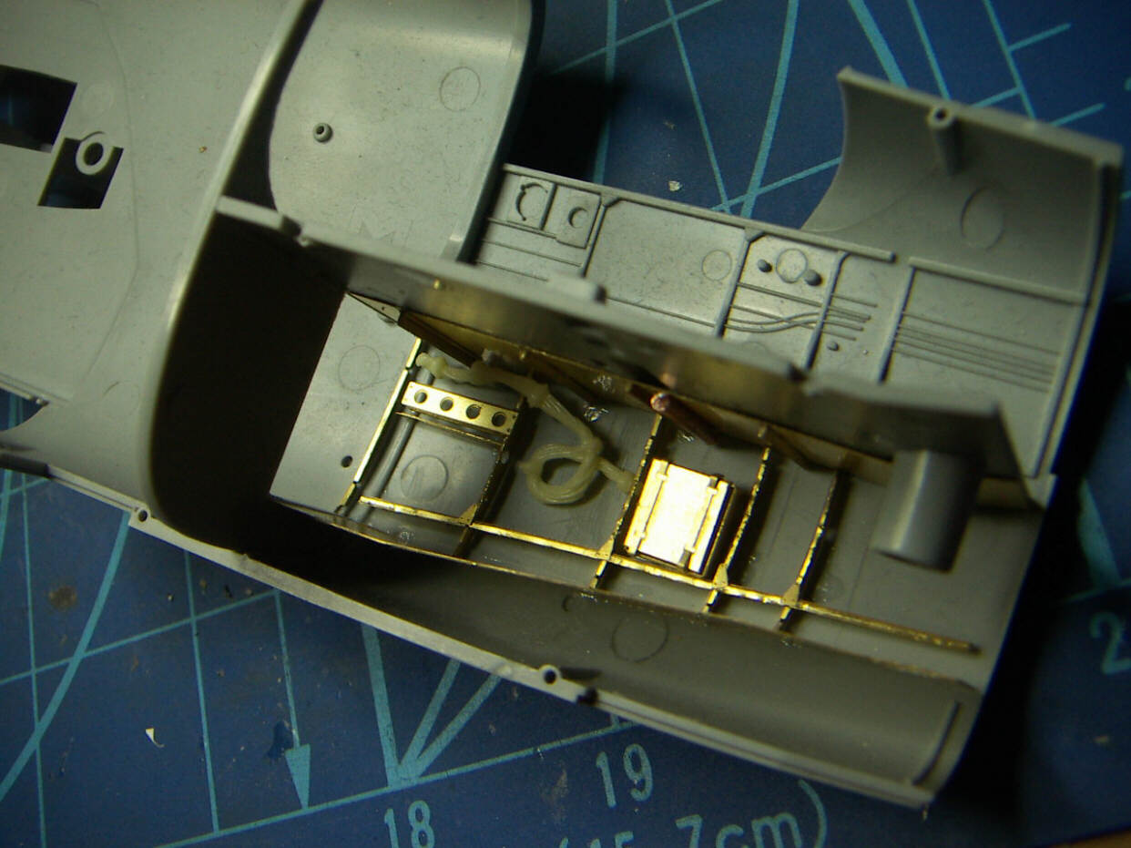 Profi Modeller 1//32 North American B-25 Mitchell Cockpit Detail Set