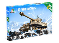Tiger - WoT - Easy to Build