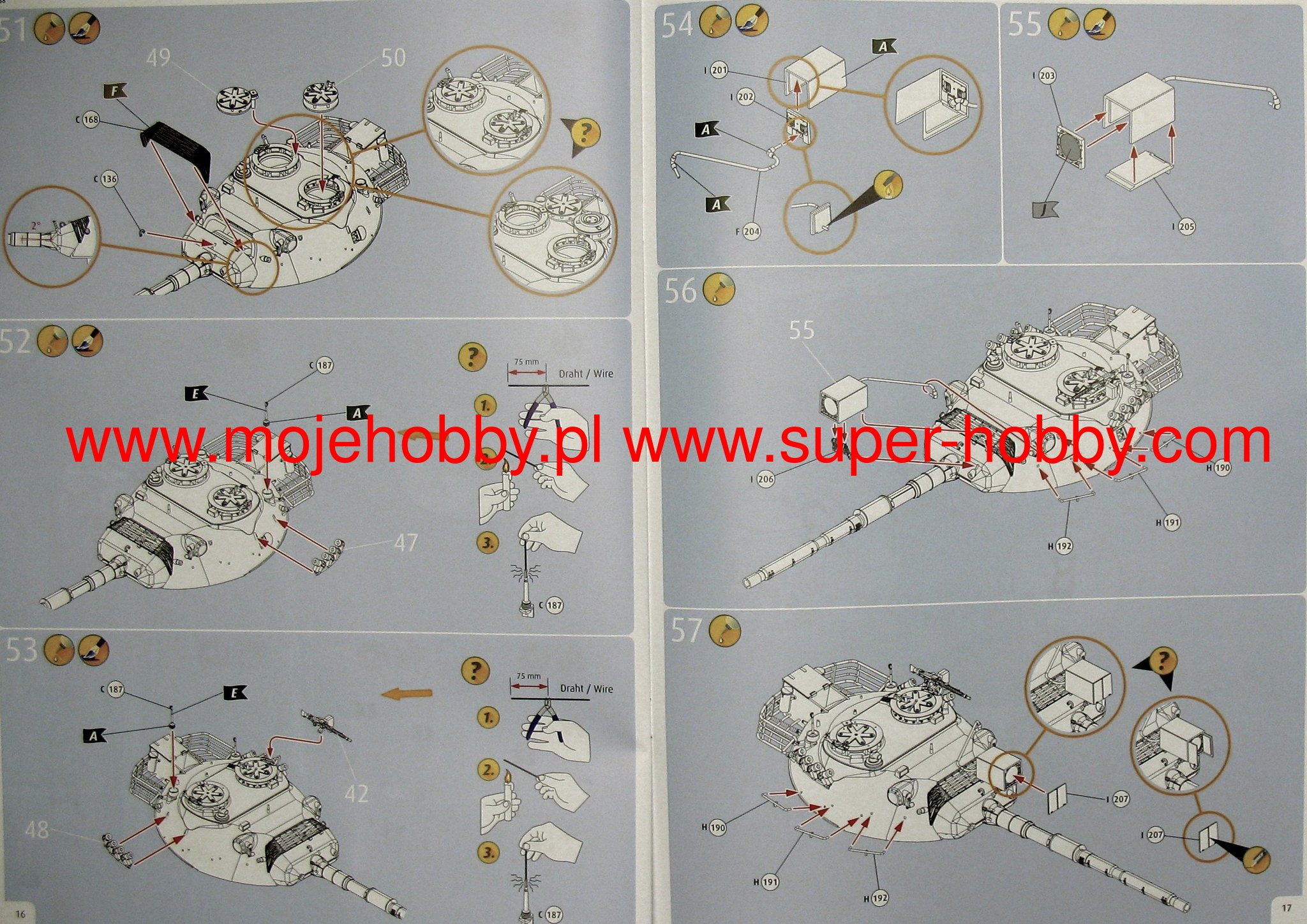 Leopard 1A1 Revell 03258