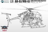 AH-6J/MH-6J Little Bird (with figures) version 2.0 - Image 1