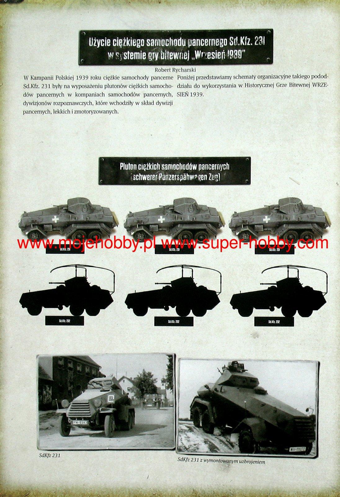 Sd  Kfz  231 Niemiecki ciężki samochód pancerny