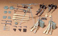 German Infantry Weapons Set - Image 1