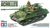 British Tank Destroyer M10 II C 17pdr SP Achilles