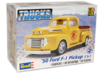 50 Ford F-1 pickup 2in1