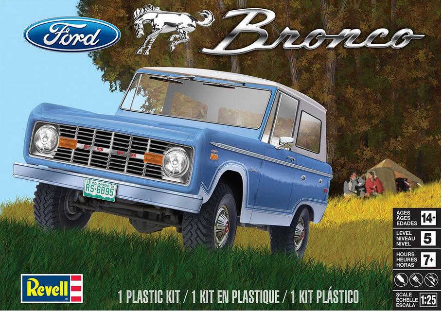 Ford Bronco Monogram 4320