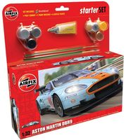 Aston Martin DBR9 Gulf Larger (Starter Set)