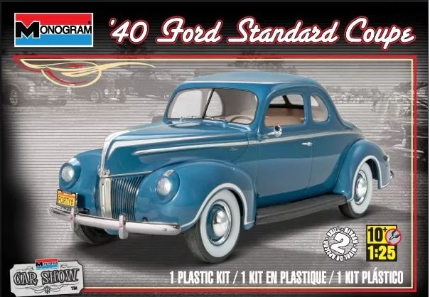40 Ford Standard Coupe - Image 1