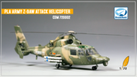 Z-9WA PLA ATTACK HELICOPTER