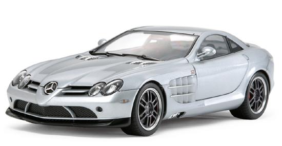 Mercedes Benz Slr Mclaren 722 Edition Tamiya 24317