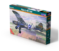 Piper L-4H Cub Operation Overlord