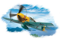 Bf109E-3 Fighter - Image 1