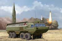 Russian SS-23 Spider Tactical Ballistic Missile - Image 1