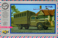 M14A Spare Parts (Ford 6 Truck)