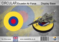 Circular Ecuador Air Force 200mm