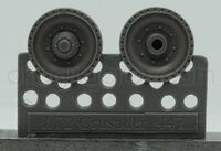 Wheels for Crusader and Covenanter, type 2 - Image 1